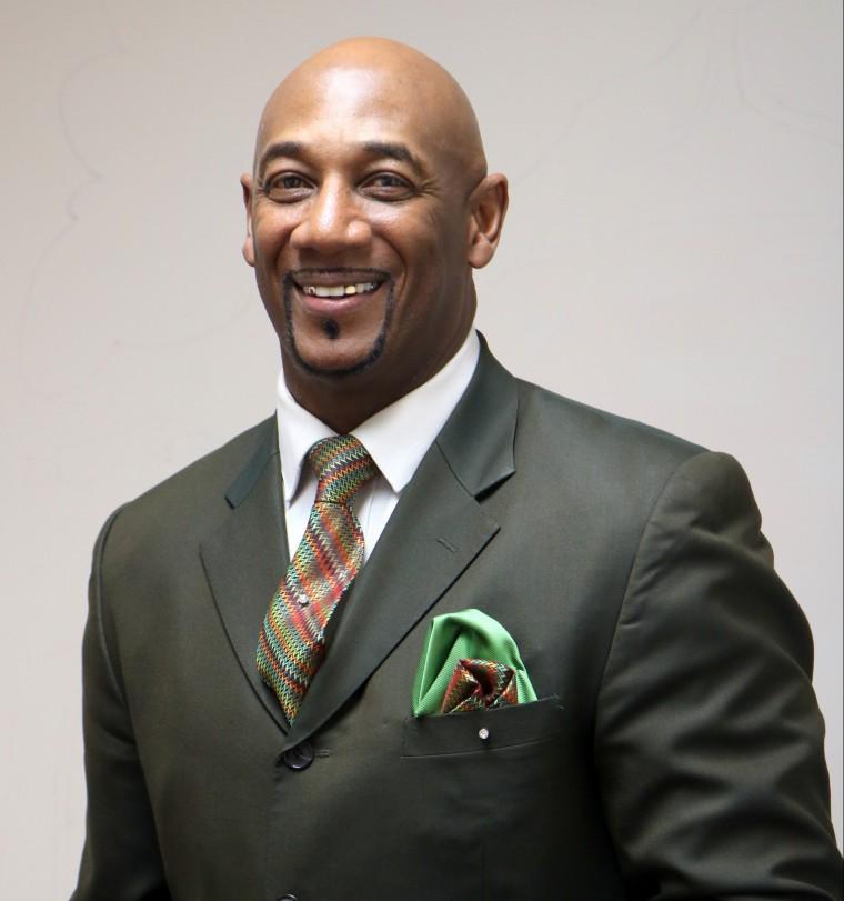 Pastor J.R. Butler